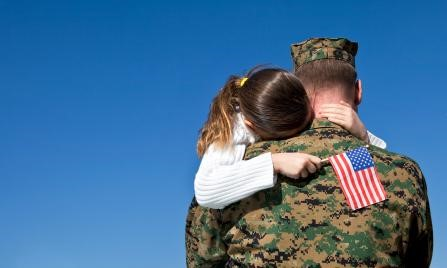 How you can make a difference in the life of a veteran